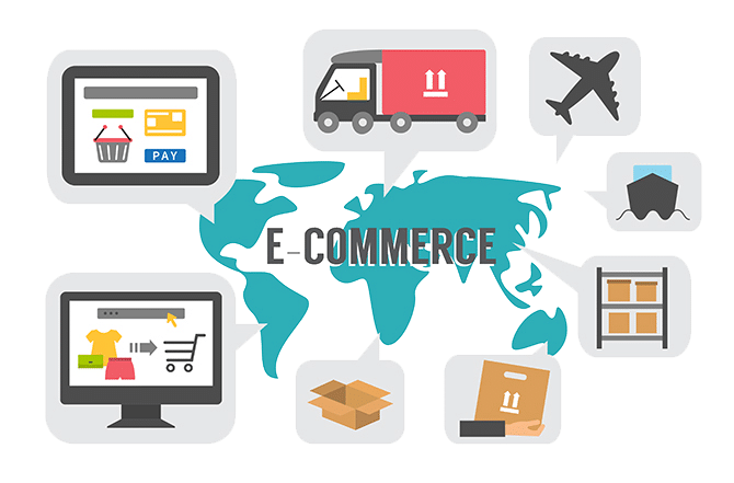 Ecommerce Website Designing & Development Company Noida, India